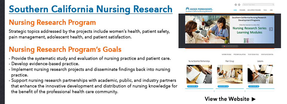 KPSC Nursing Research